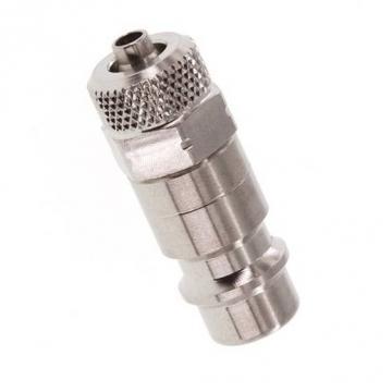 """Tuyau hydraulique 1.3 mtrs 12L M18 3/8"""" 2SC (compact) 350Bar 5075psi"""
