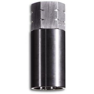 Parker femelle métrique l pivotant 22 mm x 3/4 tuyau acier 1CA43-22-12 #33B323