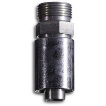 Parker femelle métrique l pivotant 15 mm x 1/2 tuyau acier 1CA43-15-8 #33B322