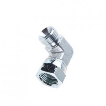 Hydraulique Réutilisable Tuyau Kit de réparation 3/16 R1AT & 1SN Tuyau x 3/8 Bsp Mâle Insert