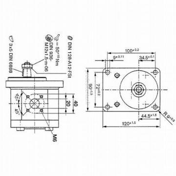 3.15237 Pompe Hydraulique Pour Hommes 51066507005