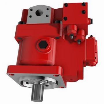 Hydraulique 8 Gpm Deux Stage Hi-Low pompe à engrenages C/W bell housing Moteur Kit GX120/GX1