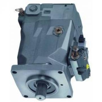 Variable Displacement Hydraulic Bent Axis Pumps