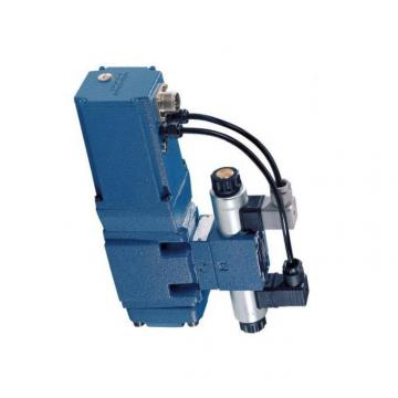 Vanne R900539655 REXROTH HED80H12/100 HED-8-0H-12/100