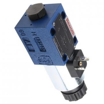 Rexroth Bosch 0820026991 0-820-026-991 ISO 3 Solenoid/Spring Valve 5/2