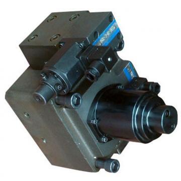 Rexroth KraussMaffei R900924408 Hydraulic Servo Proportional Valve 65812